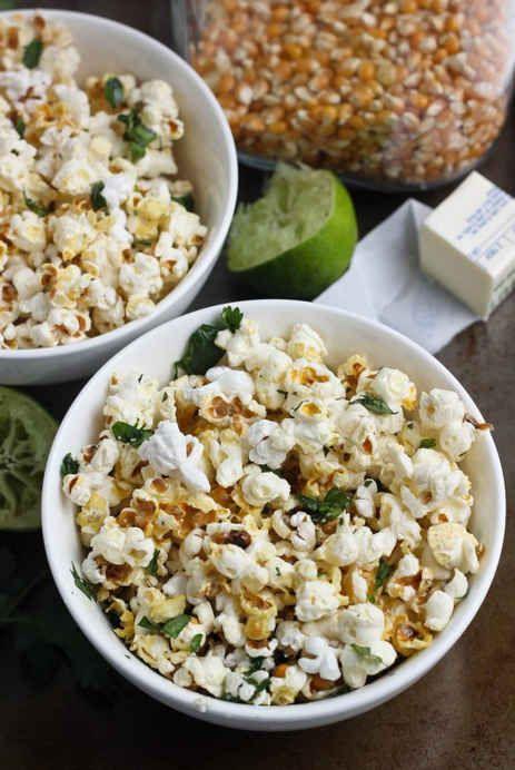 2. Margarita Popcorn