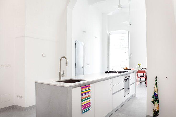 CASA POLPO design appartamento – Ferienwohnung
