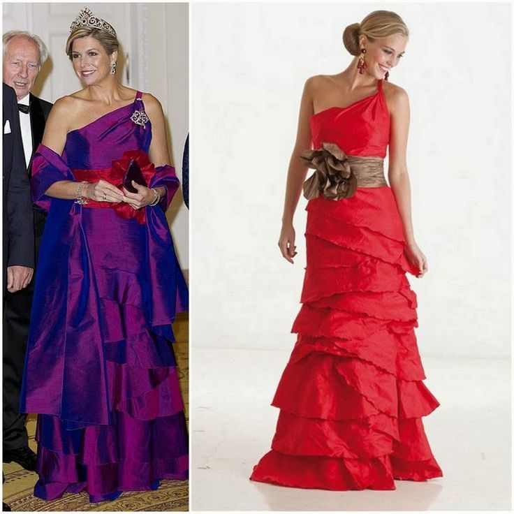 Queen Maxima in Benito Fernandez | MYROYALS &HOLLYWOOD FASHİON