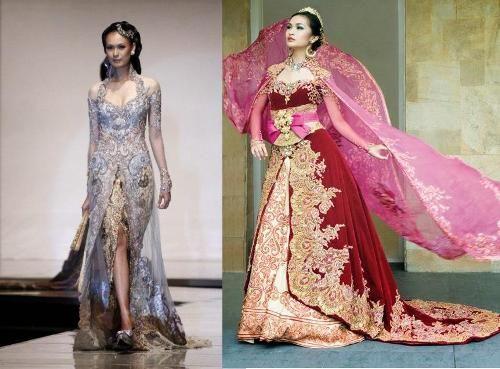 Model Kebaya Modern Ivan Gunawan Holidays Oo Dress Wedding