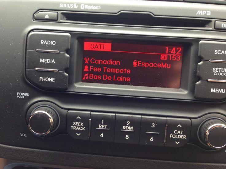 On passe à la radio! Yé!