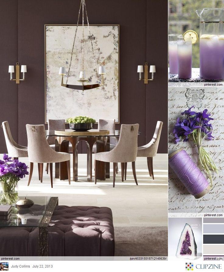 17 Best Images About Eggplant Color Decor On Pinterest
