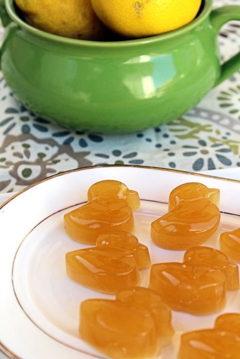 Paleo Lemonade Gummies