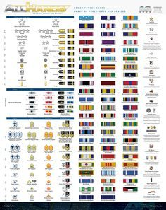Do you know all your Navy ranks and ribbons? What about insignia devices? Whether you need to learn before Boot Camp, want to brush up on your Navy knowledge or you're new to Navy lingo, check out...