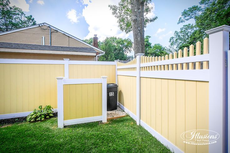 14 Best Images About Vinyl Fence Enclosures On Pinterest