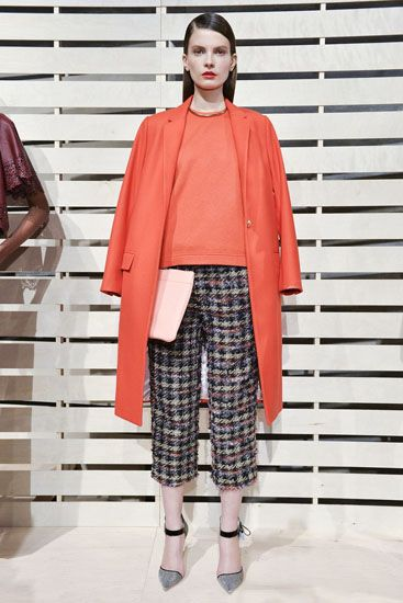 NYFW Fall 2014: J. Crew Collection