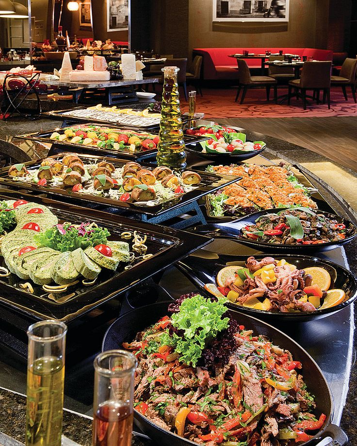 Join us at ROSSO for dining the way the Italians do it – en familia! Start with our antipasti buffet followed by a procession of homemade pastas, risottos, pizzas, main courses and desserts, served family-style for tables of up to 10 guests. http://www.rossoriyadh.com/about/