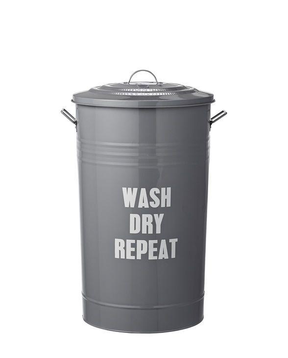 Wäschebehälter Wash Dry Repeat One Size
