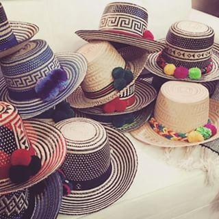 Yosuzi Silvester's fantastic straw hats
