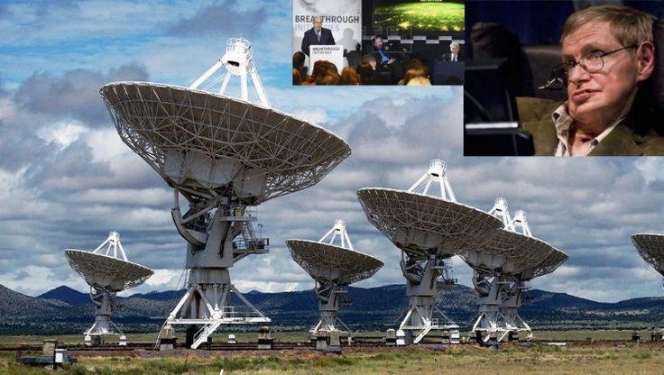 Поиск внеземной жизни продолжит Стивен Хокинг | Lafox.Net