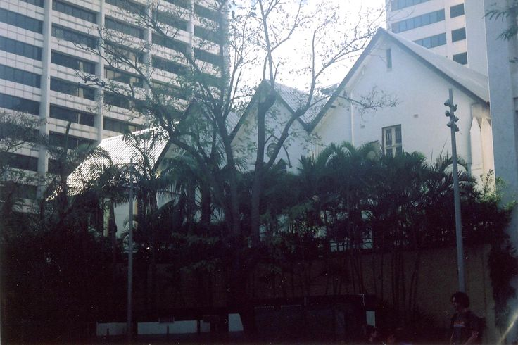 Ann Street Presbyterian Church, Brisbane.