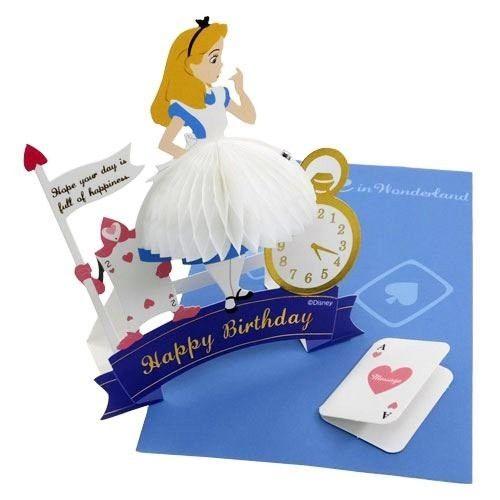 The 25 best Disney birthday card ideas – Alice in Wonderland Birthday Cards