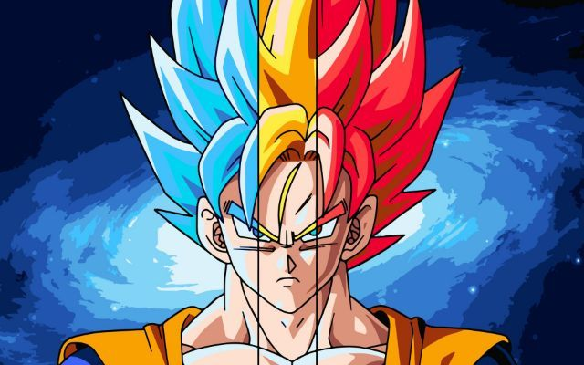 صور وخلفيات أنمي دراغون بول سوبر Dragon Ball Super تجدون في هذا الموضوع اجمل الصور Dragon Ball Super Wallpapers Anime Dragon Ball Super Dragon Ball Painting