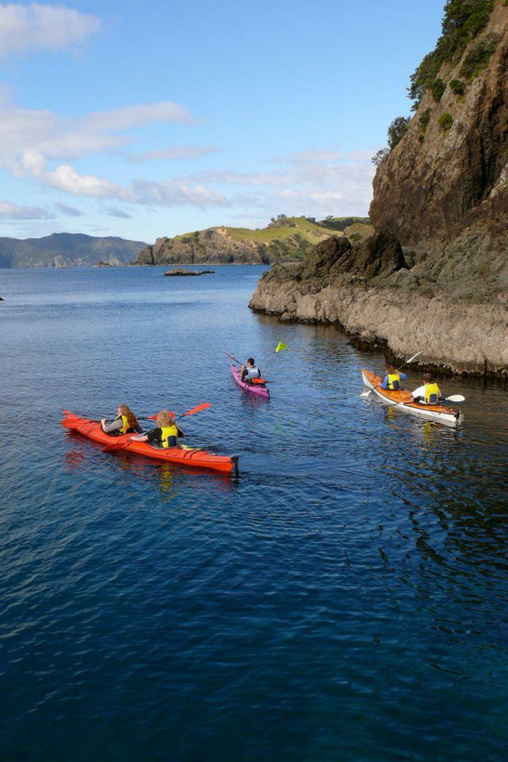Kayaking at Waiheke Island, Auckland #Travel #Kayaking #Auckland (scheduled via http://www.tailwindapp.com?utm_source=pinterest&utm_medium=twpin&utm_content=post264435&utm_campaign=scheduler_attribution)