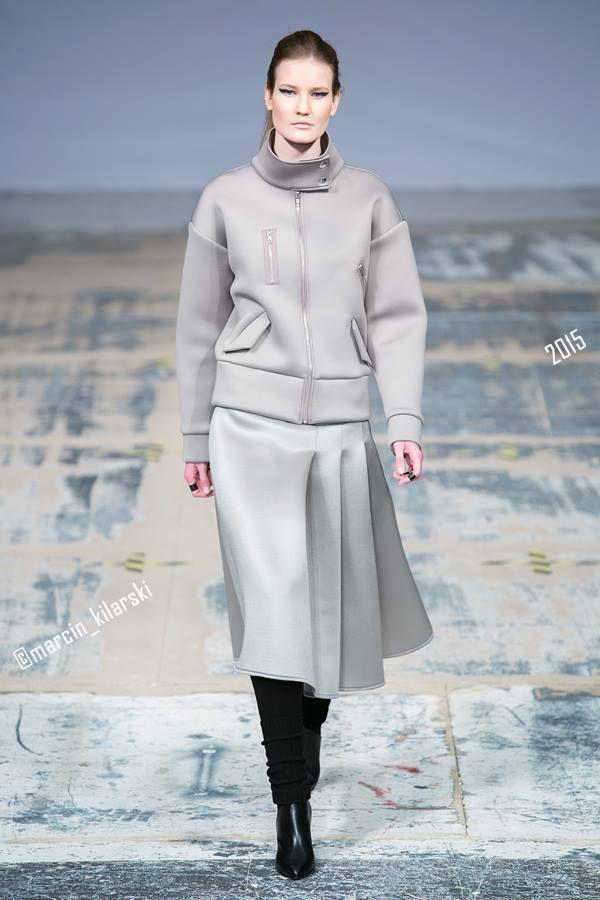 Marshmallow Jacket & Skirt