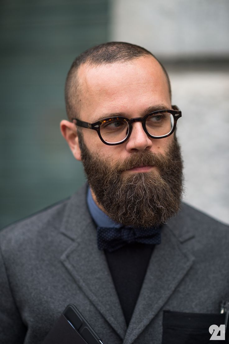 Mens Hairstyles With Glasses 51 Best Images About Bald Beard Glasses On Pinterest Male