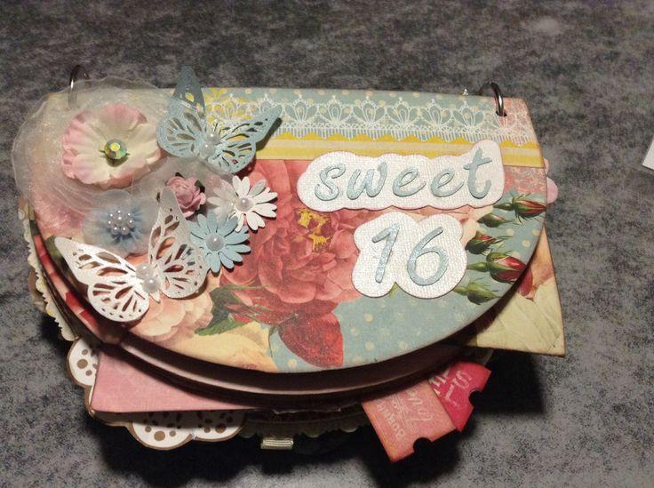 Sweet 16 mini