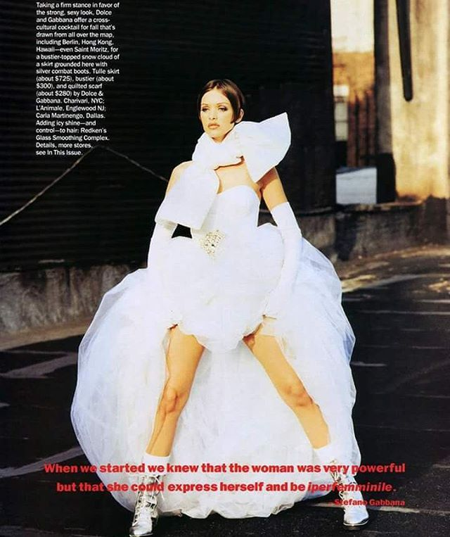 Patricia Hartmann  1992 09 Vogue Us  Ph. Max Vadukul