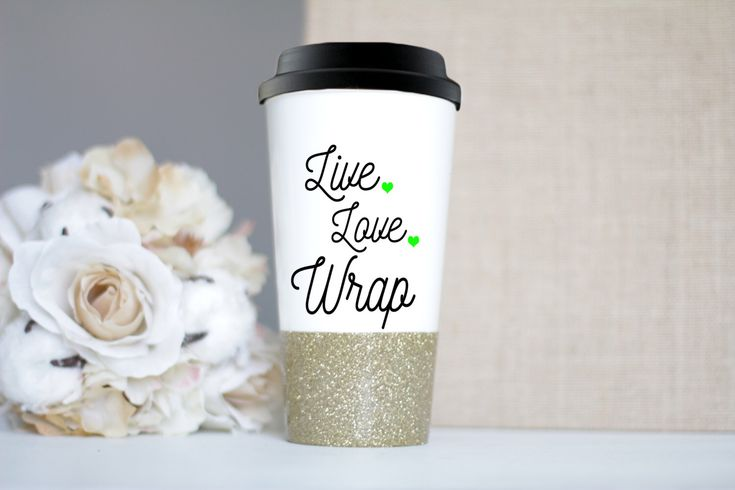 Live Love Wrap travel mug// live love wrap coffee cup// It Works coffee mug // Crazy Wrap Thing// travel mug// It Works// it works global by itcomesfromdehart on Etsy https://www.etsy.com/listing/292289363/live-love-wrap-travel-mug-live-love-wrap