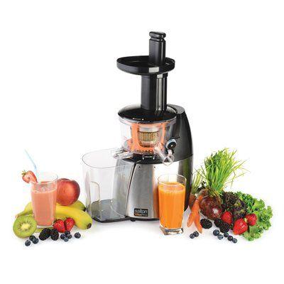 Salton Appliances JE1372PL Low Speed Juicer & Smoothie Maker