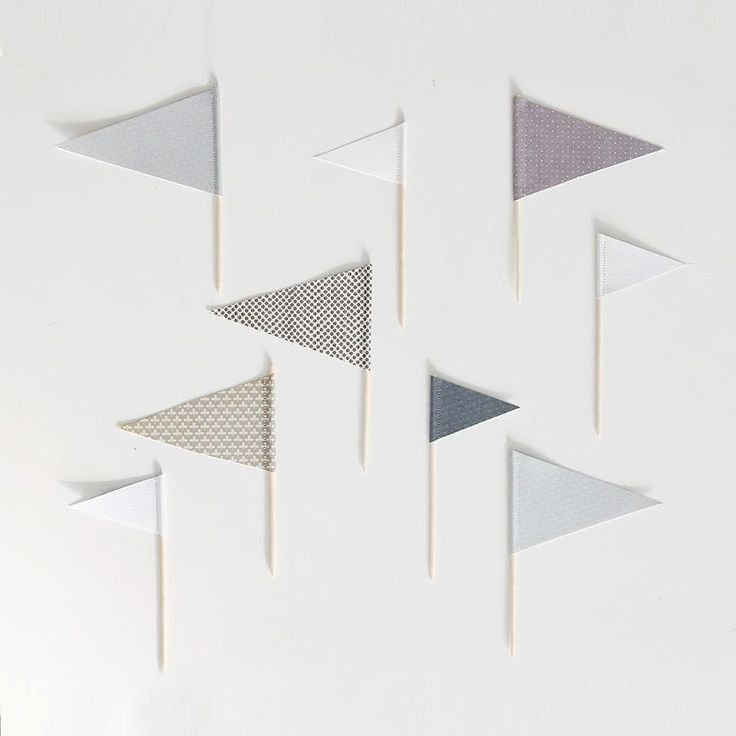 pure-and-honest:    Kate Greiner Flags  (via O B J E C T / OBJECT)