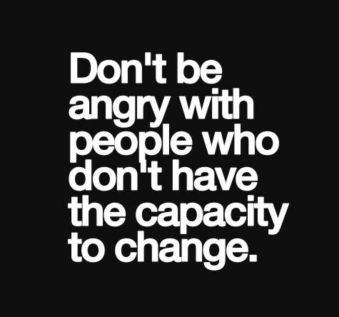 Worthless cycle of dealing with an emotionally unavailable person. Getting angry only affects me and my mood.
