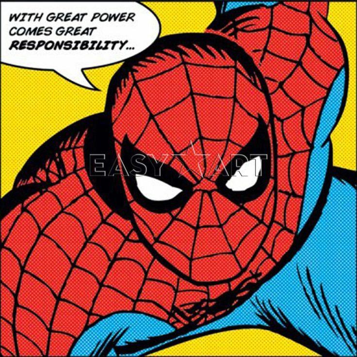 Spiderman pop art - photo#11