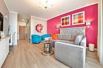 Apartament dla wymagających klientów biznesowych