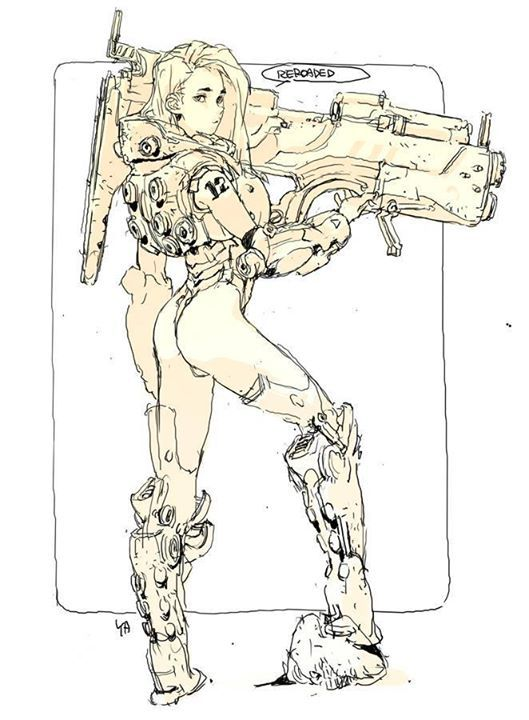 Character Design Monthly : Best images about character design references on