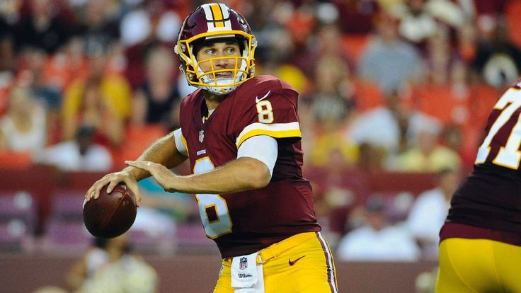 Redskins' Jay Gruden maintains 'total faith' in QB Kirk Cousins