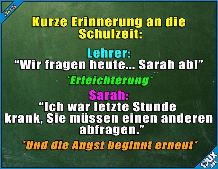 Bitte nicht mich! x.x #Humor #lachen #Witze #Schu…