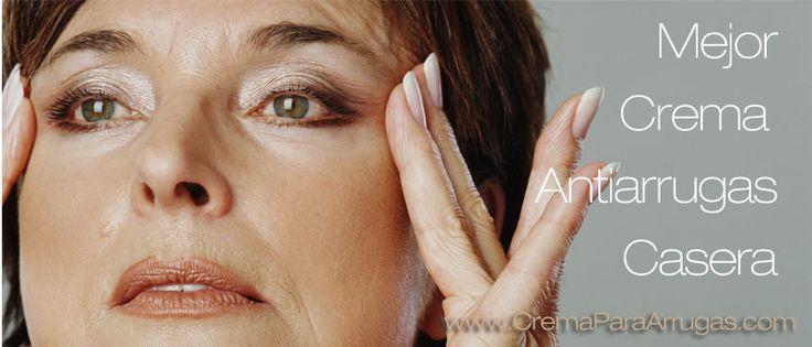 La mejor crema antiarrugas casera + (RECETA) Las arrugas son comunes a determinada edad, sin embargo, un correcto cuidado de nuestra piel nos permitirá tener menos arrugas y líneas de expresión, má…