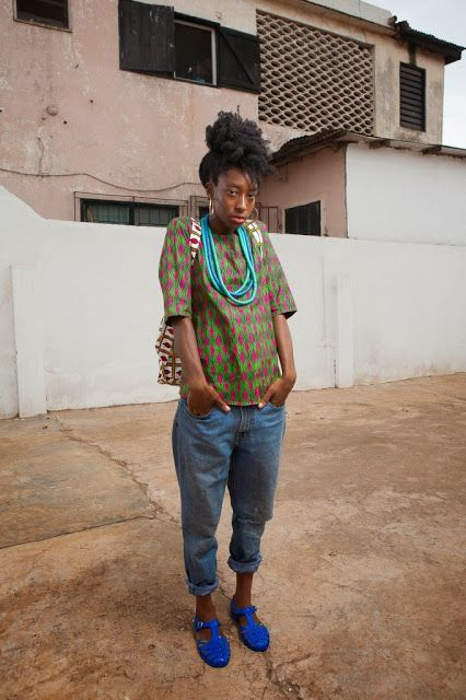 Elegancy 101 All About Urban And African Fashion Look
