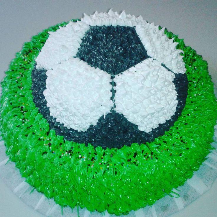 pastel futbol