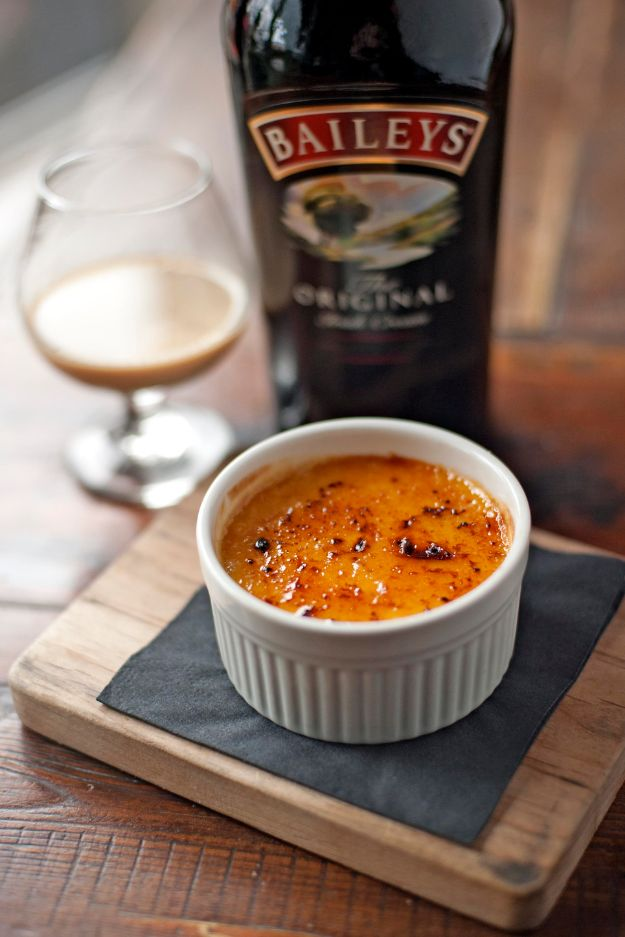 Baileys Irish Creme Brulee                                                                                                                                                     More