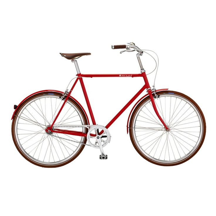 Bicicleta Herremodeller Rojo Nelson - Bicicletas - Lifestyle   | DomésticoShop