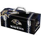 Baltimore Ravens Tool Box NFL Licensed Storage Portable Art Deco Organizer