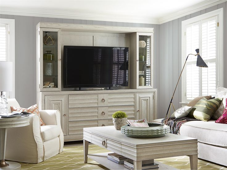 Universal Furniture   California Entertainment Wall. 20 best California Malibu images on Pinterest