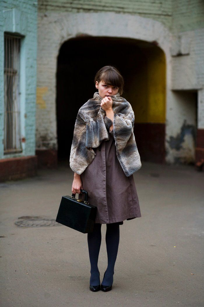 On The Street The Sculptor Moscow The Sartorialist My Style Pinterest