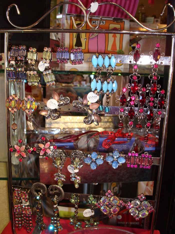 Danny Pollak - earrings