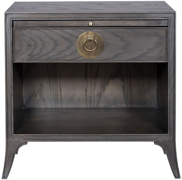 Vanguard Furniture: P227L1 Coltrane Side Table