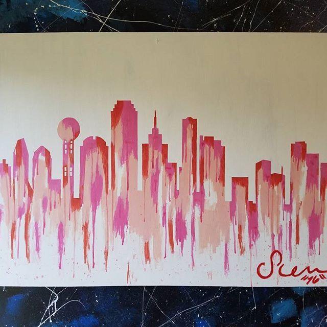 69 best Steven Michael Johnson Paintings images on Pinterest - best of blueprint dallas blog