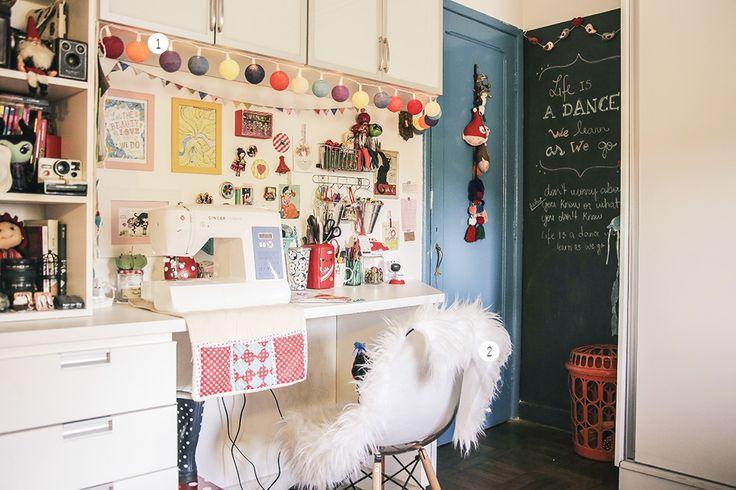 Casa Aberta   » o quarto da Zilah Rodrigues
