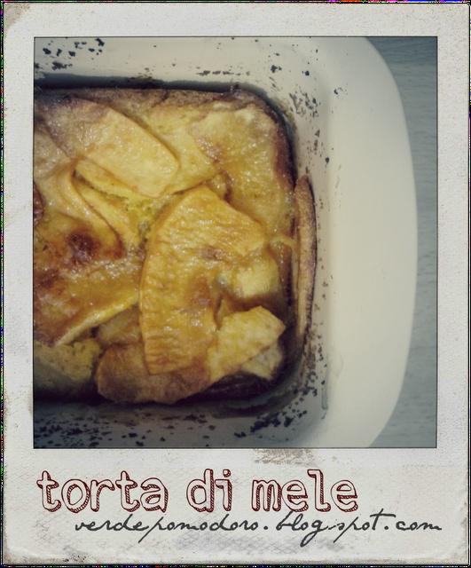 apple pie by masterchef italia