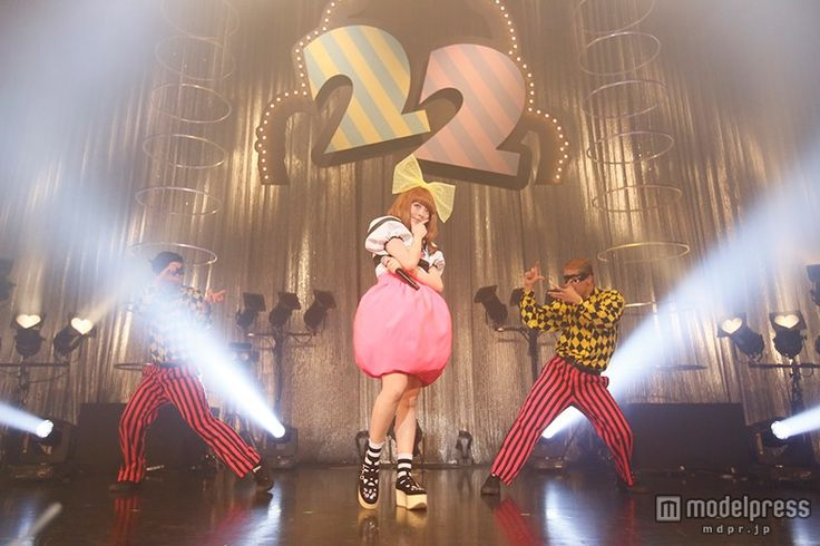 Kyary Pamyu Pamyu / きゃりーぱみゅぱみゅ - きゃりー、22歳バースデーイベントで新曲初披露「私も色々もんだいガールだった」 - 22nd Birthday Party