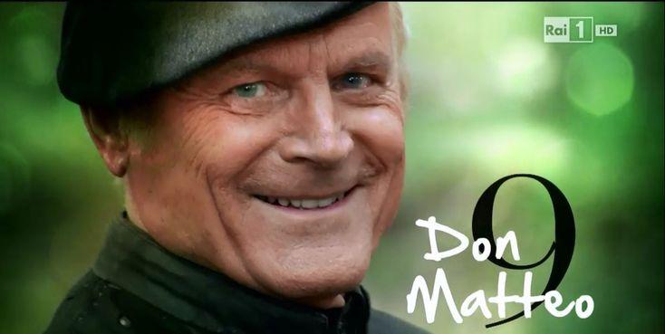 Italia - Kieli ja kulttuuri: Don Matteo - Isä Matteon tutkimuksia - tuotantosarja 9