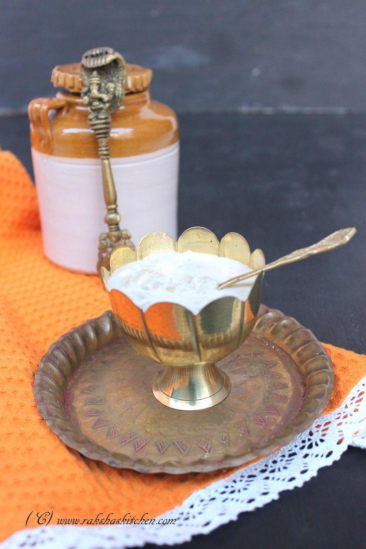Goan Style Bottle Gourd Kheer