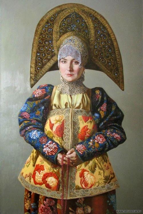 Alexander Levchenko, Russia