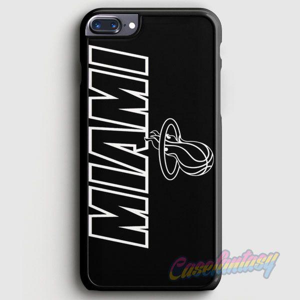 Miami Heat Logo iPhone 7 Plus Case | casefantasy
