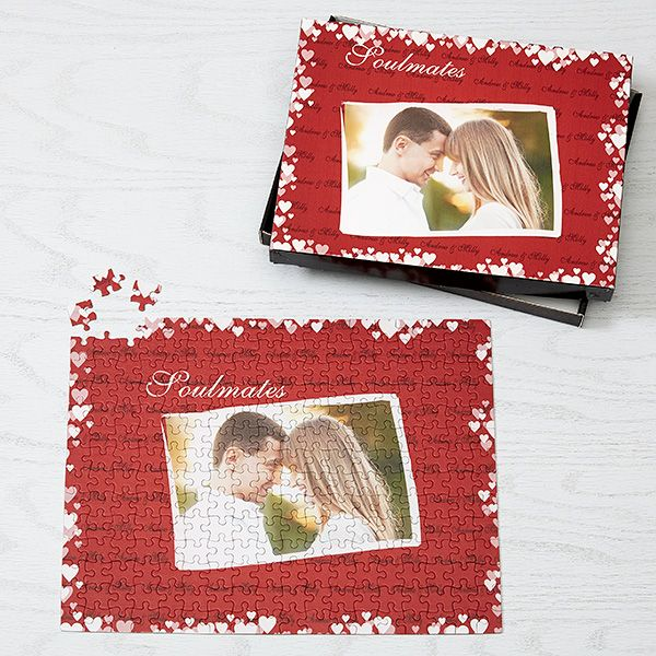 Pieces of Love Personalized Photo Puzzle
